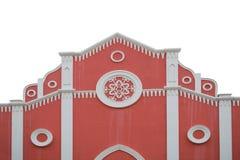 Front Castle Image libre de droits