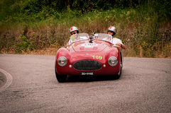 Front of CISITALIA 220 SMM Spider 1948 1 Stock Image