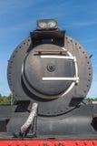 Front der Dampfmaschine der Klasse CRB in Ashton Stockfoto