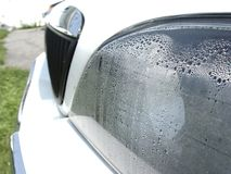 Front des Autos Stockfoto