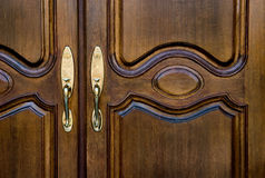 front domu wejścia drzwi Zdjęcie Stock