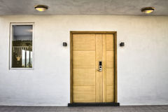 Front Door Royalty Free Stock Photography