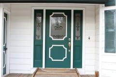 Free Front Door Royalty Free Stock Image - 36353166