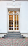 Front Door of a Beautiful Royalty Free Stock Images