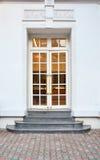 Front Door of a Beautiful. In vietnam Royalty Free Stock Images