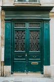 Front Door en París Fotografía de archivo libre de regalías