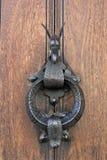 Front Door Lock Arkivfoton