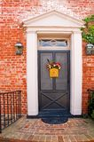Front Door Of Brick House - 3 Stock Photos