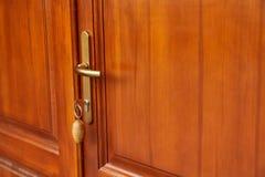 Front Door Open foto de stock