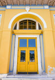 Front Door of a Public Building Royalty Free Stock Photo