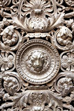 Front Door Rome Italy Royalty Free Stock Images