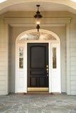 Front Door to Home stock photo