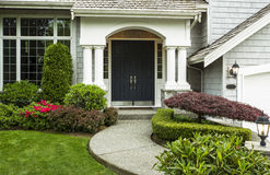 Free Front Door To Home Stock Photos - 24905493