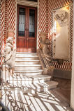 Front Door to Italian Home Royalty Free Stock Photography