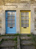 Front Doors Royalty Free Stock Photo
