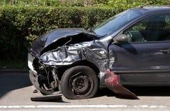 Front End Car Crash Stock Images