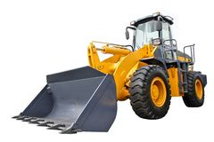 Front-end loader Stock Photography