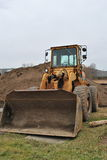 Front End Loader Heavy Machinery Photos libres de droits
