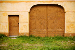 Front entrance Royalty Free Stock Photography
