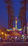 Front Entrance to the Date Festival in Indio Royalty Free Stock Photos