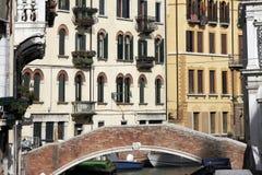 front fa Włoch Venice wody zdjęcie stock
