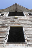 Front Facade of Barn Stock Photos
