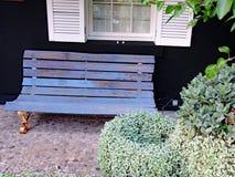 Front Garden, Sydney Suburban House, Australië stock foto's