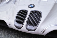 Front grill of BMW V12 LMR Royalty Free Stock Image