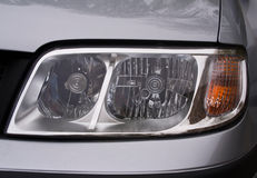 Front headlight Royalty Free Stock Photography