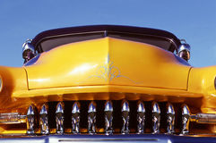 Front of Hotrod Stock Photography