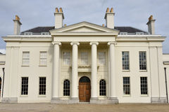 Front of Hylands House Royalty Free Stock Images