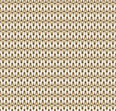 Front knitted fabrics Stock Image