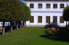 Front Lawn royaltyfria foton