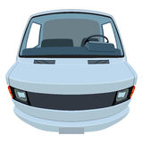 Front light truck Royalty Free Stock Photography