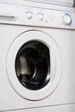 Front load washing machine stock photography