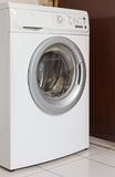 Front load washing machine Stock Photography