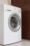 Front load washing machine Royalty Free Stock Image
