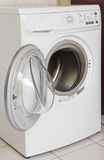 Front load washing machine Royalty Free Stock Photography