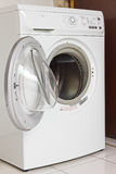 Front load washing machine Royalty Free Stock Photo