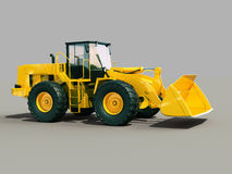 Front loader Royalty Free Stock Photos