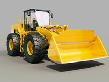 Front loader Stock Photography