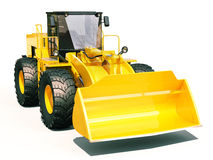 Front loader Stock Photos