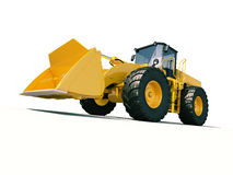 Front loader Royalty Free Stock Photo