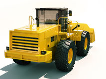 Front loader Stock Images