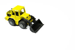 Front loader toy Stock Photos
