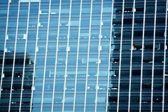 Front of modern office building royalty free stock photo