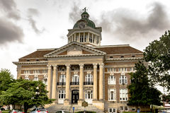 Free Front Of Giles County Courthouse Stock Photography - 95119382