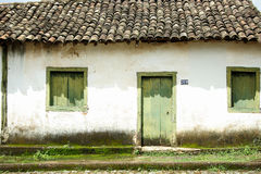 Free Front Of Old House Stock Photos - 8496653