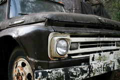Front of old truck Stock Photography