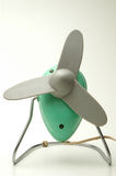 Front old vintage fan Royalty Free Stock Images